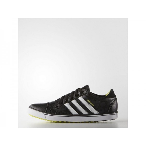 Adidas Damen Adicross Golf Schuhe - Black/White/Su...