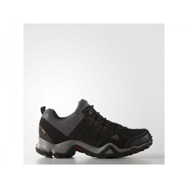 Adidas Damen AX Outdoor Schuhe - Carbon/Black/Bahi...