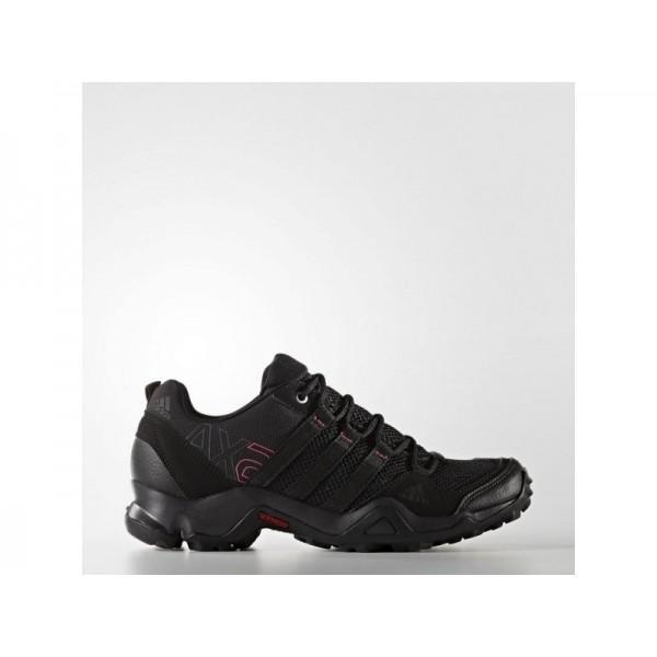 Adidas Damen AX Outdoor Schuhe - Utility Black F16/Black/Bahia Pink S14