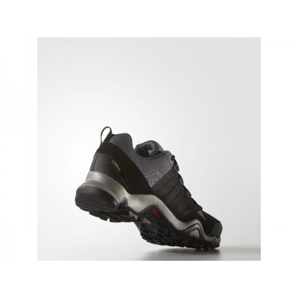 Adidas Damen AX Outdoor Schuhe - Carbon/Black/Bahia Pink Adidas M22935