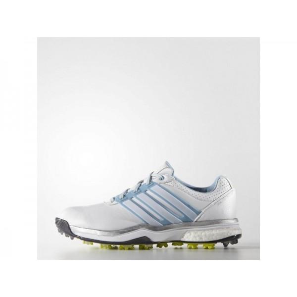 Adidas Damen Adicross Golf Schuhe Verkaufen - Whit...