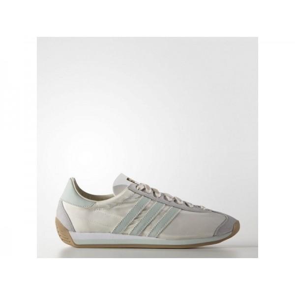 Adidas Damen Country OG Originals Schuhe - Chalk W...