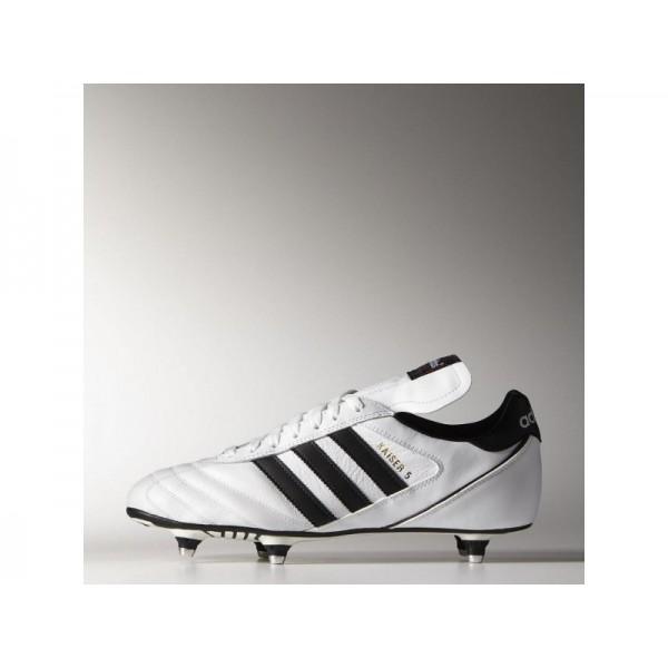 Fußballschuhe Adidas 'Kaiser Five Cup Fußballschuh' Weiß/Schwarz-für Mädchen Schuhe