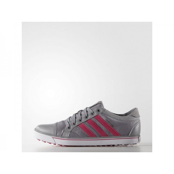 Adidas Damen Adicross Golf Schuhe - Light Onyx/Raspberry Rose/Grey