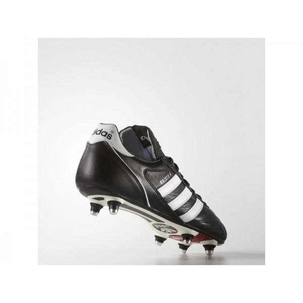 Fußballschuhe Adidas 'Kaiser Five Cup Fußballschuh' Schwarz/Weiß/Rot Schuhe für Mädchen