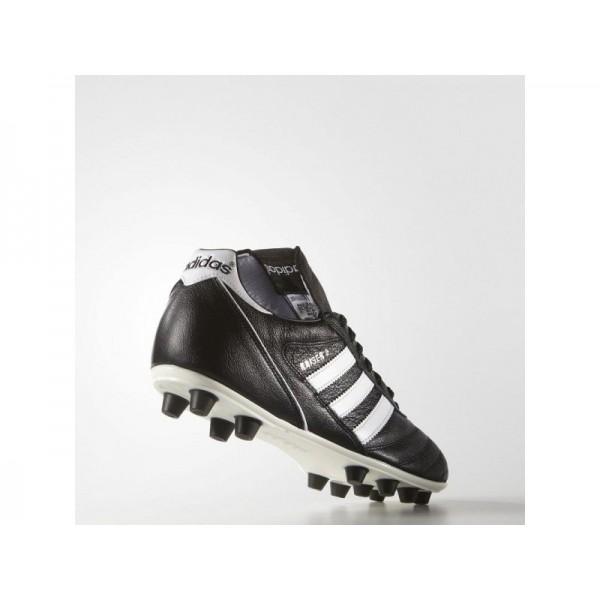 Fußballschuhe Adidas 'Kaiser 5 Liga Fußballschuh' Schwarz/Weiß/Rot Schuhe für Mädchen