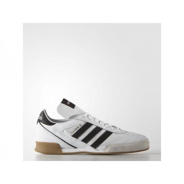 Fußballschuhe Adidas 'Kaiser 5 Goal' Weiß schwarz für Mädchen Schuhe