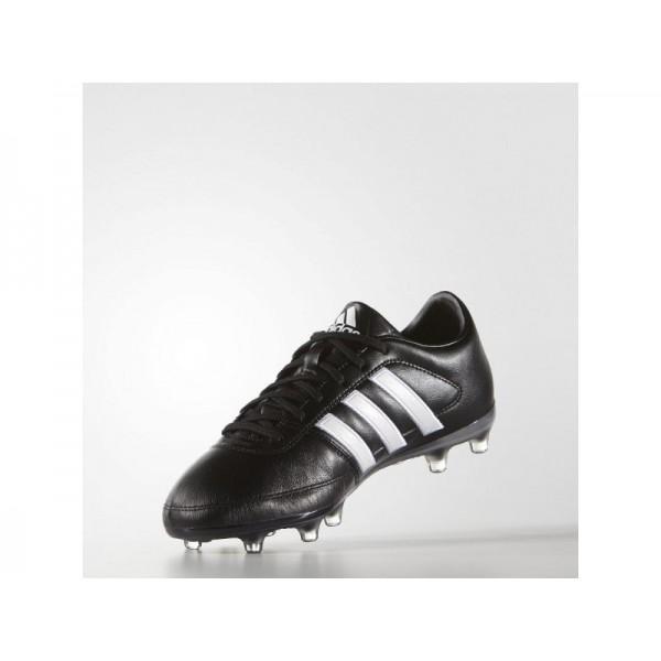 Fußballschuhe Adidas 'Gloro 16.1 FG Fußballschuh' Schwarz/Weiß/Silber Schuhe für Mädchen