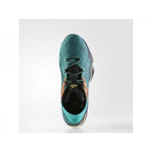 ULTRA BOOST BB LOW adidas Herren Basketball Schuhe - Gold-Met./Kern Schwarz/Weiß Fwr