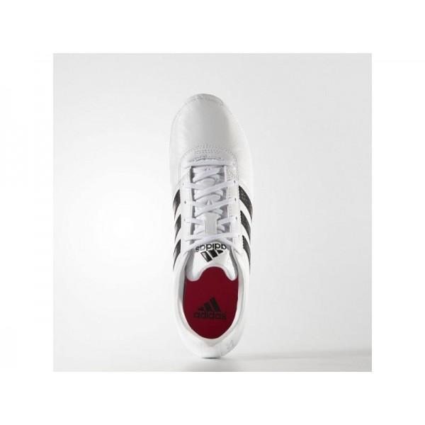 Fußballschuhe Adidas 'Gloro 16.1 FG Fußballschuh' Weiß/Kern Schwarz/Silber für Mädchen Schuhe