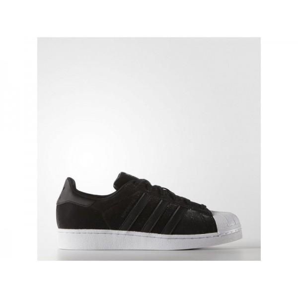 SUPERSTAR adidas Damen Originals Schuhe - Core-Schwarz/Weiß