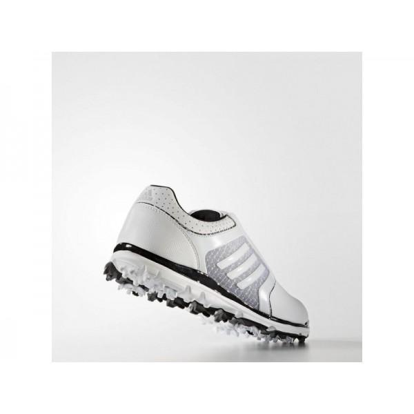 ADISTAR TOUR BOA adidas Damen Golf Schuhe - Ftwr Weiß/Cre-Shwarz/Wiß Stwr
